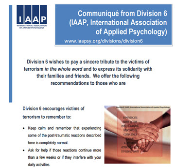 Welcome To Division 6 Clinical Community Psychology